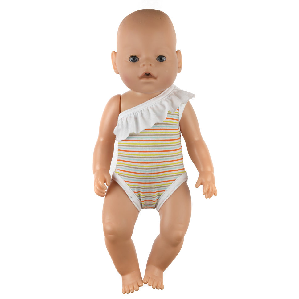 Купальник для беби бона своими руками 20
