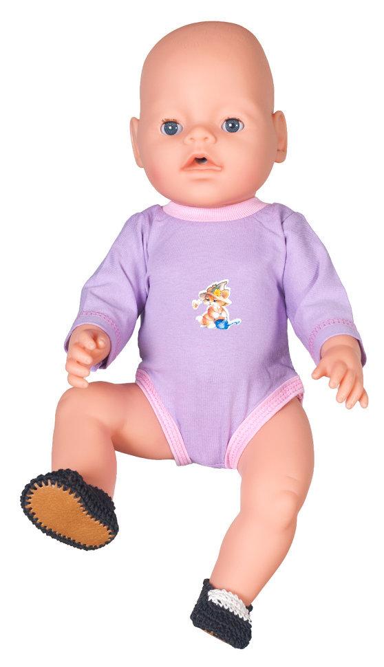 Тапочки для беби бона